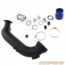 Scopione BMW 11-13 3 Series E92 E93 335is Twin Turbo N54 Blow Off Valve BOV Kit