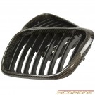 Scopione Carbon Fiber Kidney Grille for BMW 00-03 X5 - E53