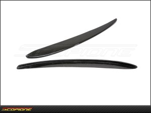 BMW 5 Series 2011-13: Carbon Fiber Fishing Rod Covers - F10