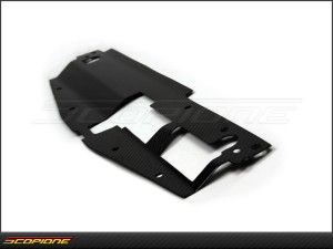 Mitsubishi Lancer Evolution 02-06: Carbon Fiber Cooling Plate - CT9A