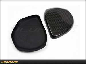 Nissan 350Z 03-06: Carbon Fiber Battery and Brake Fluid Cover - Z33