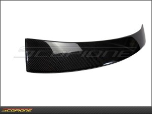 BMW 5 Series 96-03: Carbon Fiber Roof Spoiler Lip / Wing - E39