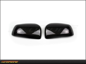 Mitsubishi Lancer Evolution X 08-13: Carbon Fiber Mirror Cover Set - CY2A-CZ4A