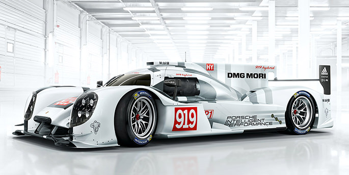 blog new 919 hybrid le mans lmp1 from porsche has been revealed. Black Bedroom Furniture Sets. Home Design Ideas